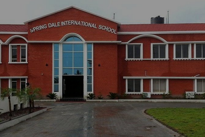 Spring Dale International School-Campus