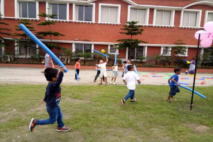 Spring Dale International School-Games