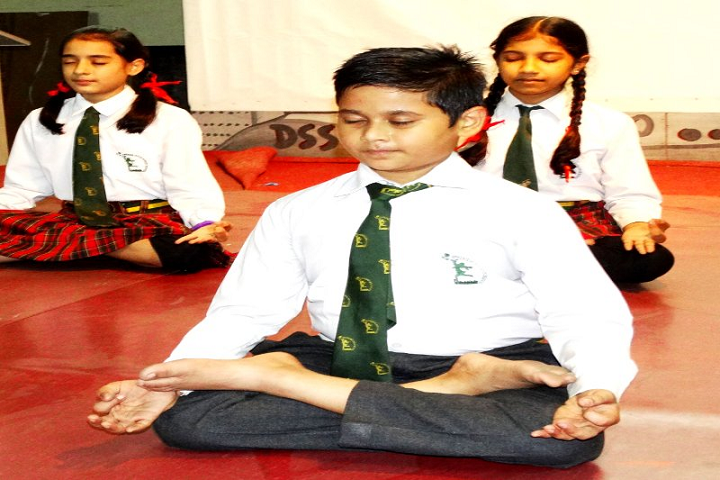 Spring Dale International School-Meditation
