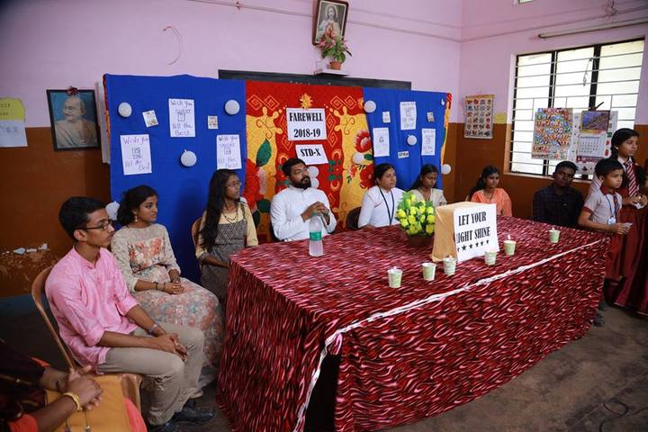 St Francis Assisi English Medium School-Elections