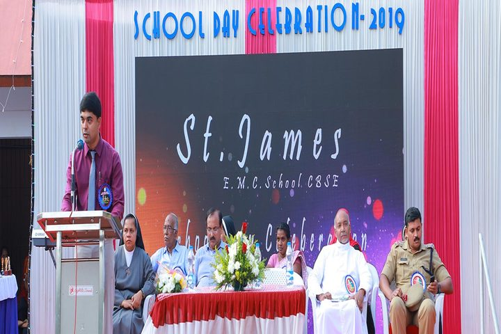 St James English Medium Convent School-Event