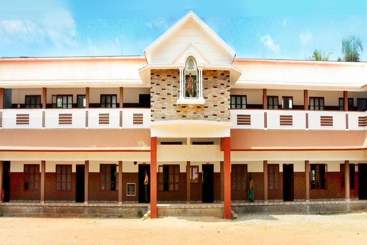 St James English Medium Convent School-School building