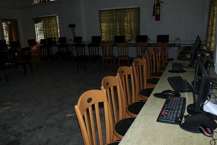 Spring Valley Central School- Computer Lab