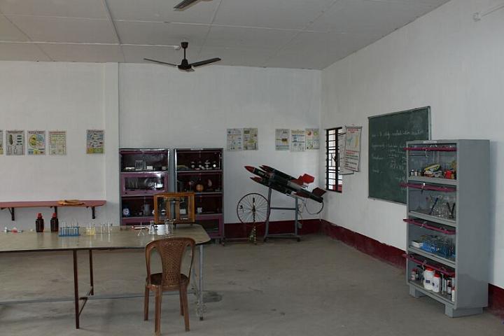 Spring Valley Central School- Eco Club Lab