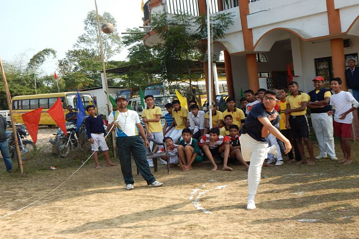 Spring Valley Central School-Annual Sports Meet