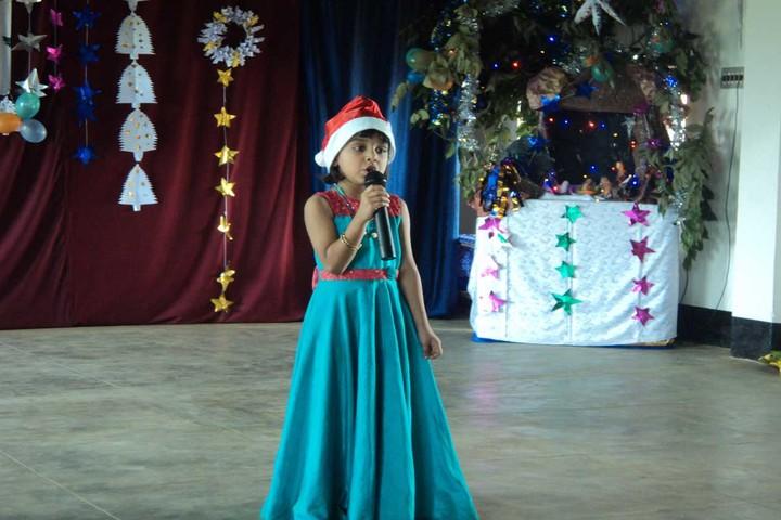 St JosephS School-Christmas Celebrations