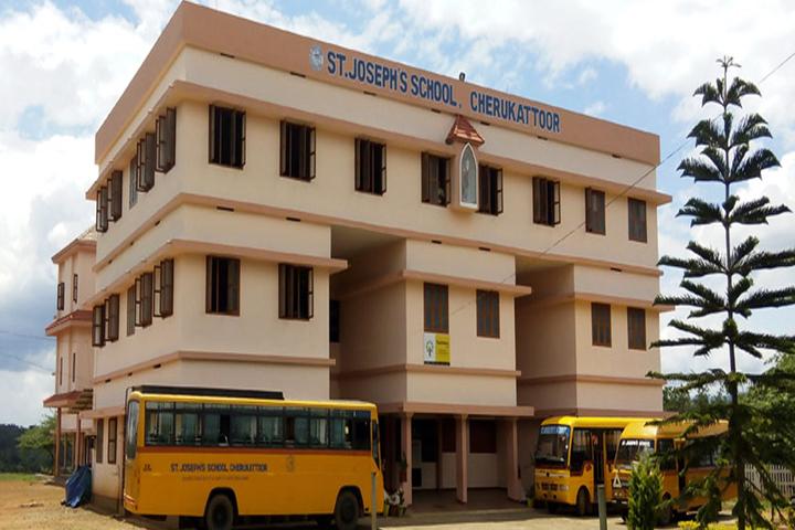 St JosephS School-School Building