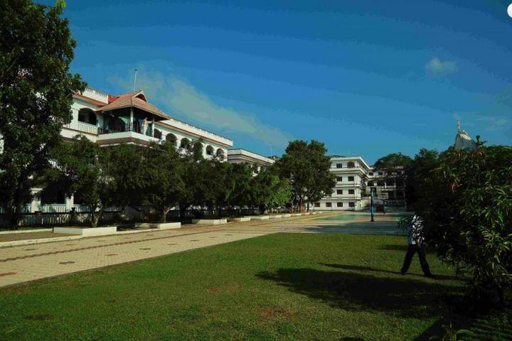 St Kuriakose Public School-School Blocks
