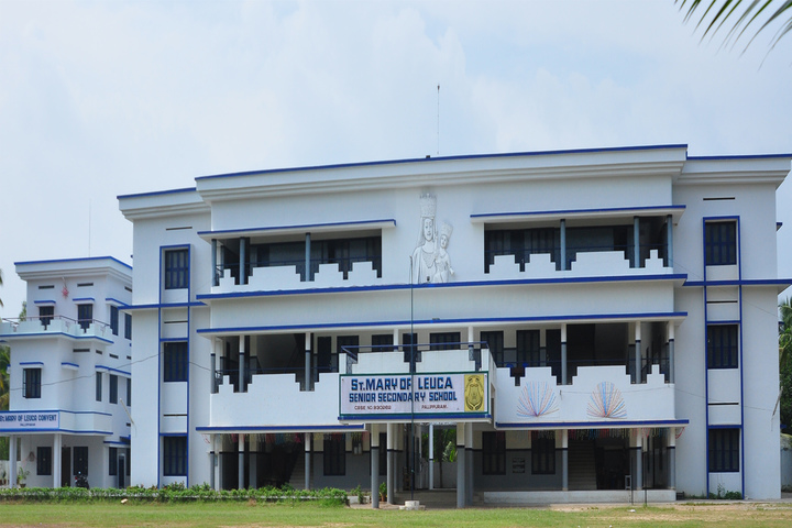 St Mary Of Leuca English Medium School-School Building