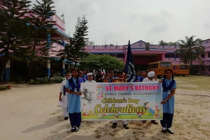 St Mary S Bethany Public School-Childrens Day
