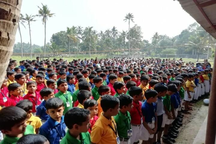 St Mary S Bethany Public School-Students