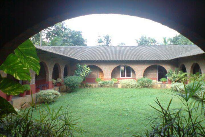 St Marys  Residential Central School-Garden