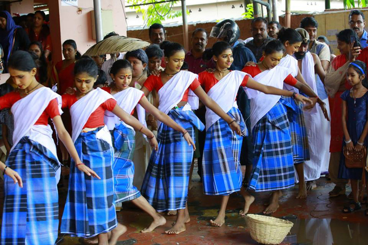 St Marys Residential Central School-Dance