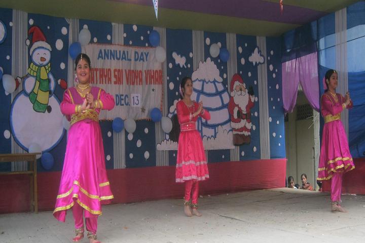 Sri Sathya Sai Vidya Vihar- Dance