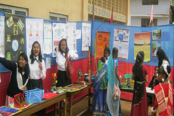Sri Sathya Sai Vidya Vihar- Exhibition