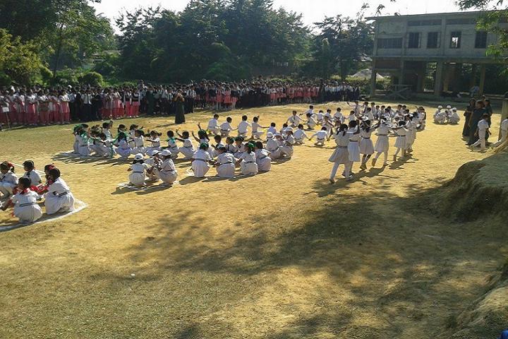 Sri Sathya Sai Vidya Vihar- Sports