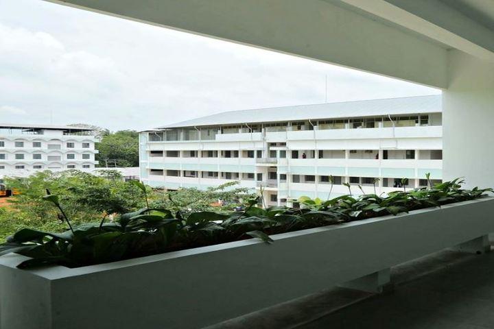 St Marys Residential Public School-Interior