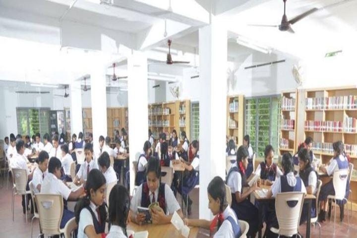 St Marys Residential Public School-Library