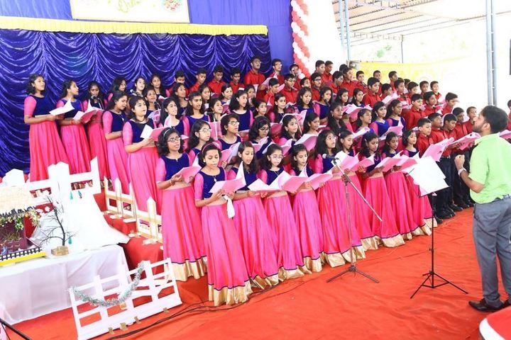 St Marys Residential Public School-Singing