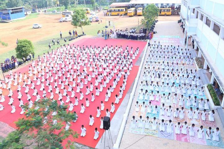 St Marys Residential Public School-Yoga