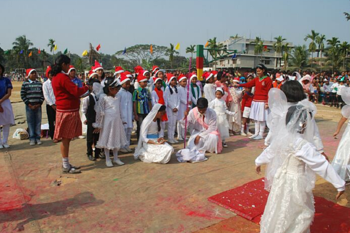 St Clare S Convent High School- Christmas Celebration