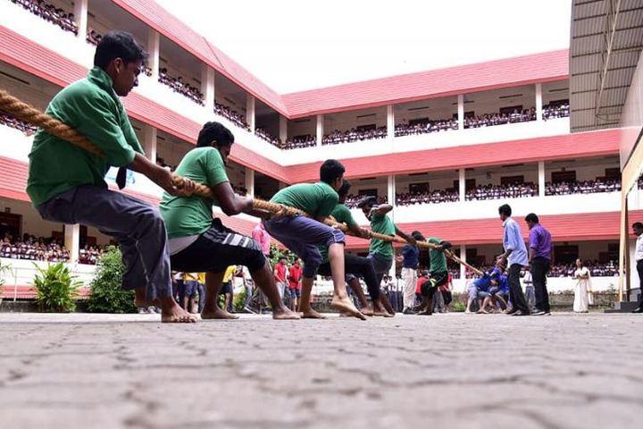 St Thomas Central School-Activities