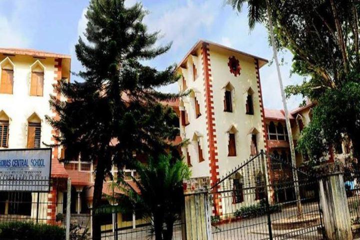 St Thomas Central School-Campus Building