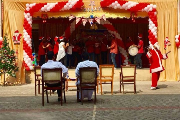 St Thomas Central School-Christmas Celebrations