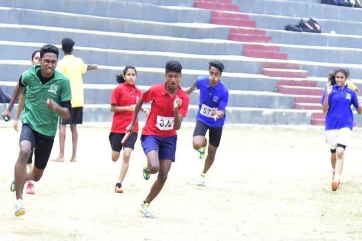 St Thomas Central School-Running Race