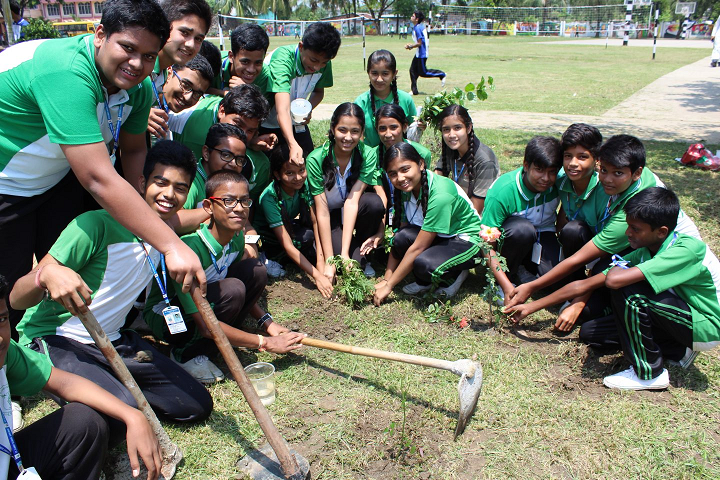 St Claret School- Environment Day