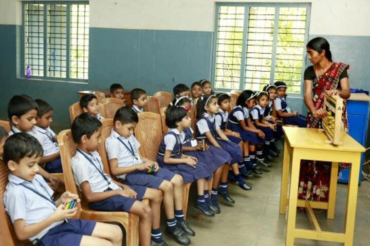 St Dominic Convent English Medium School-Abacus Class