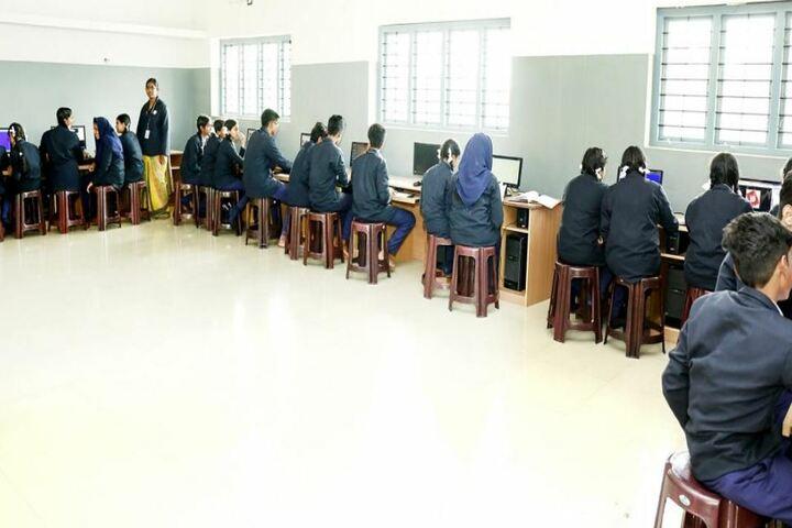 St Dominic Convent English Medium School-IT Computer Lab