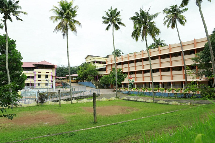 St John The BaptistS English School-Campus-View