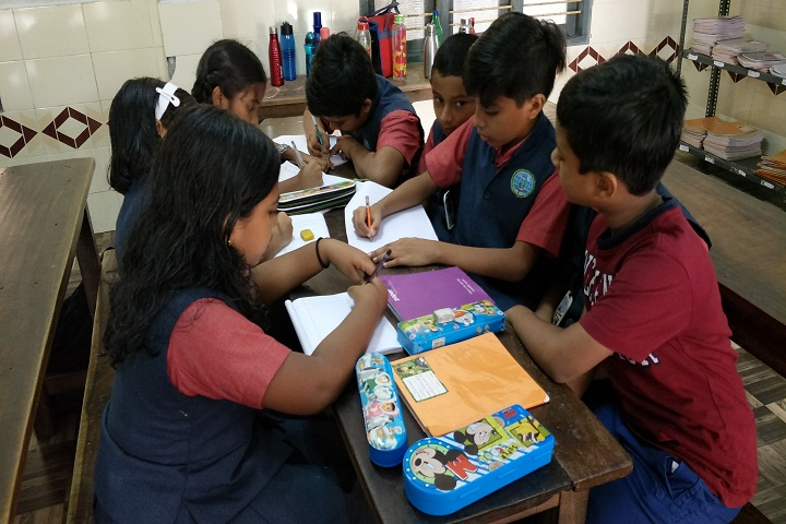St John The BaptistS English School-Drawing-Activity