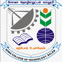 Sona College of Technology M.Tech Admissions