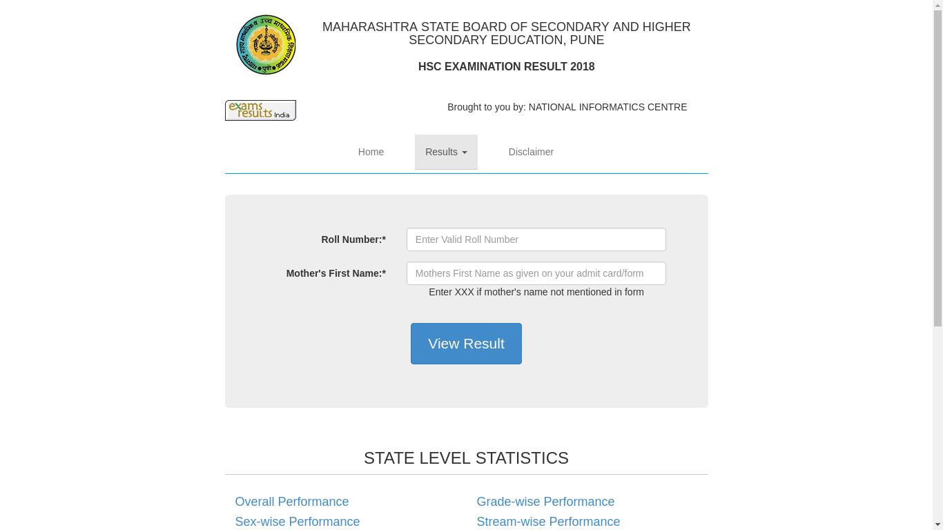 Maharashtra HSC Commerce Result 2019 Declared- Check HSC Commerce Result
