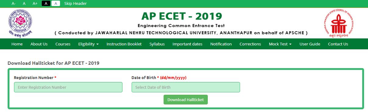 AP-ECET-2019-Hall-Ticket