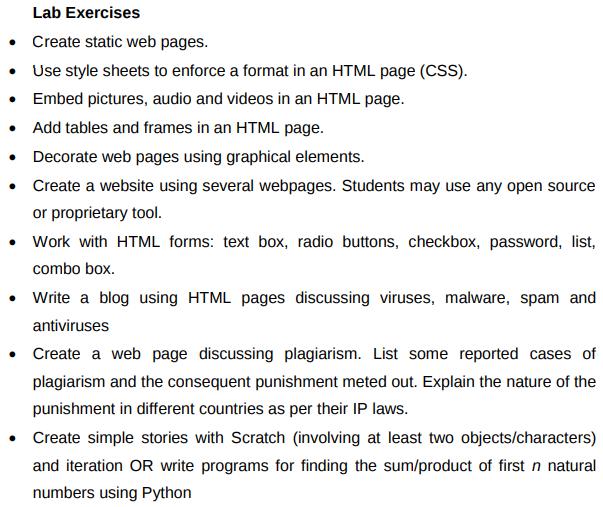 CBSE-Class-10-computer-practical-syllabus