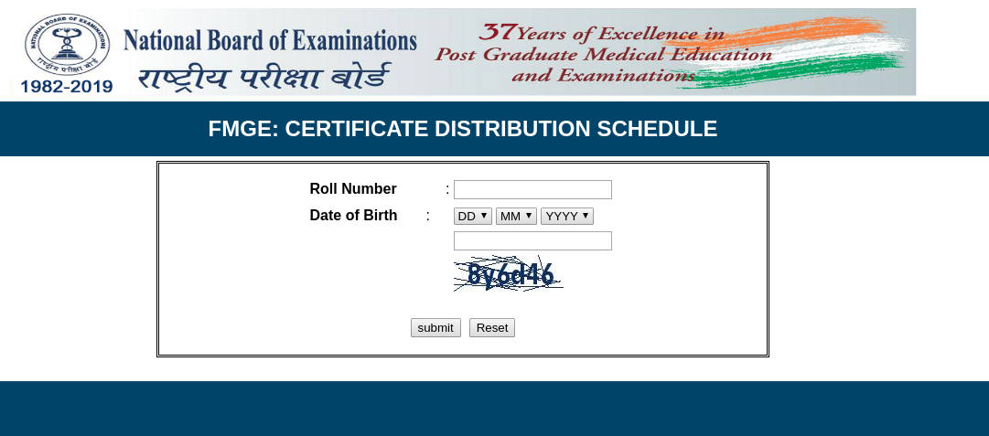 FMGE-issuance-of-pass-certificate-schedule
