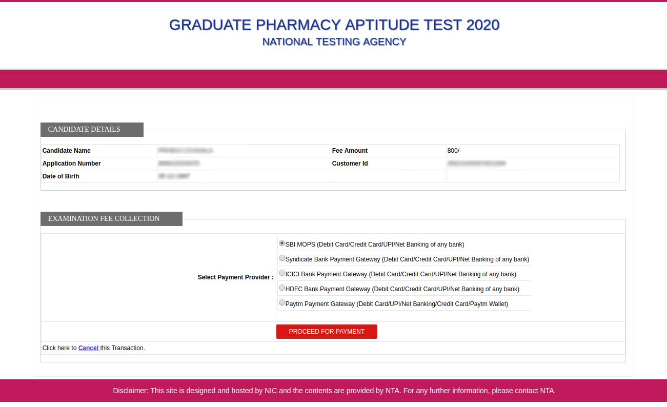 GPAT-registration-15-payment-gateway