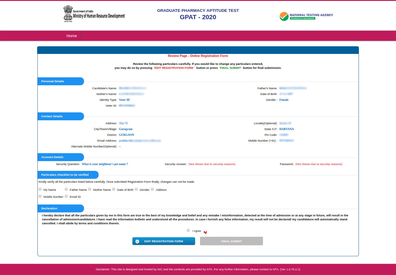 GPAT-registration-4-registration-confirmation