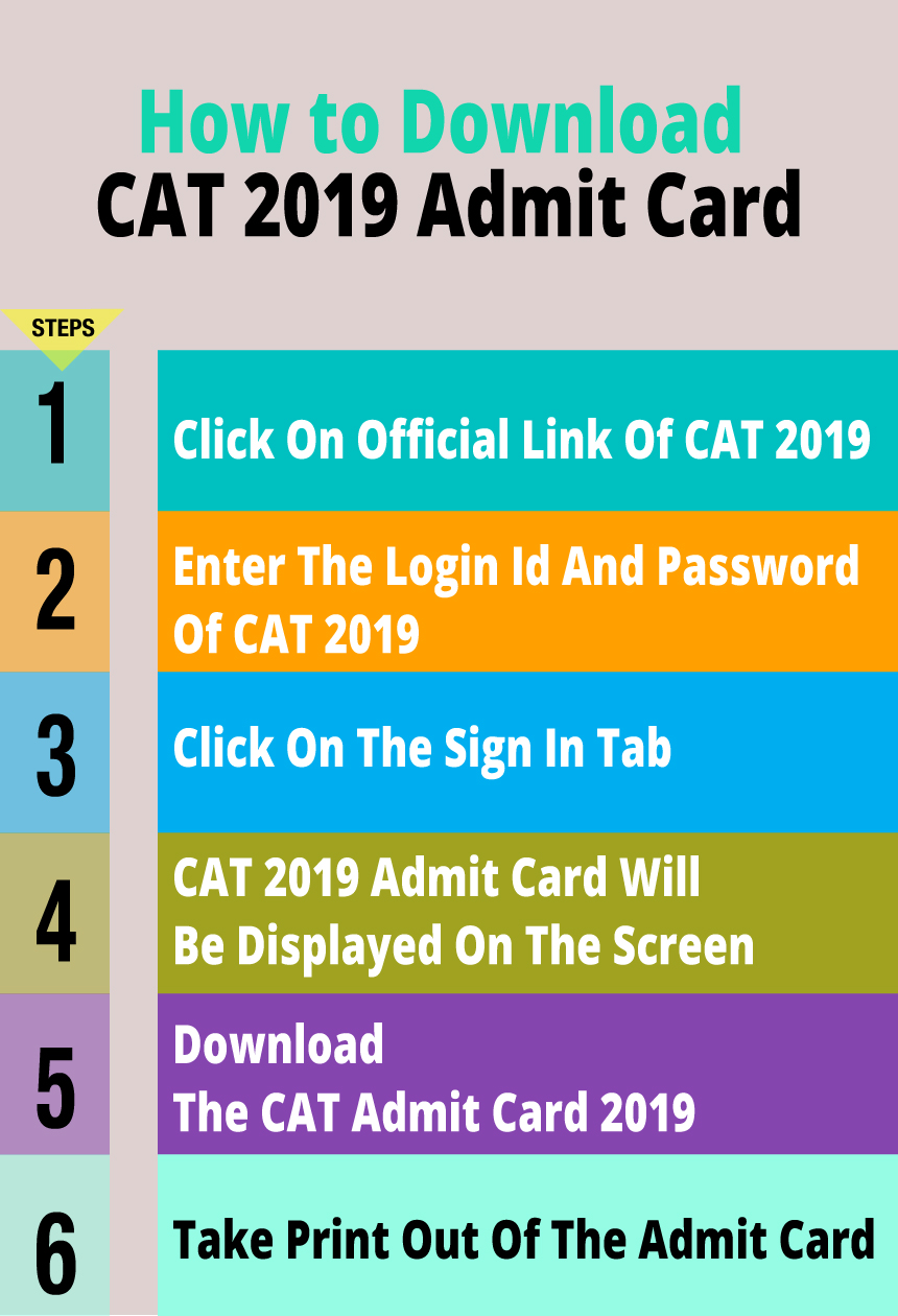 How-to-Download-CAT-2019-Admit-Card