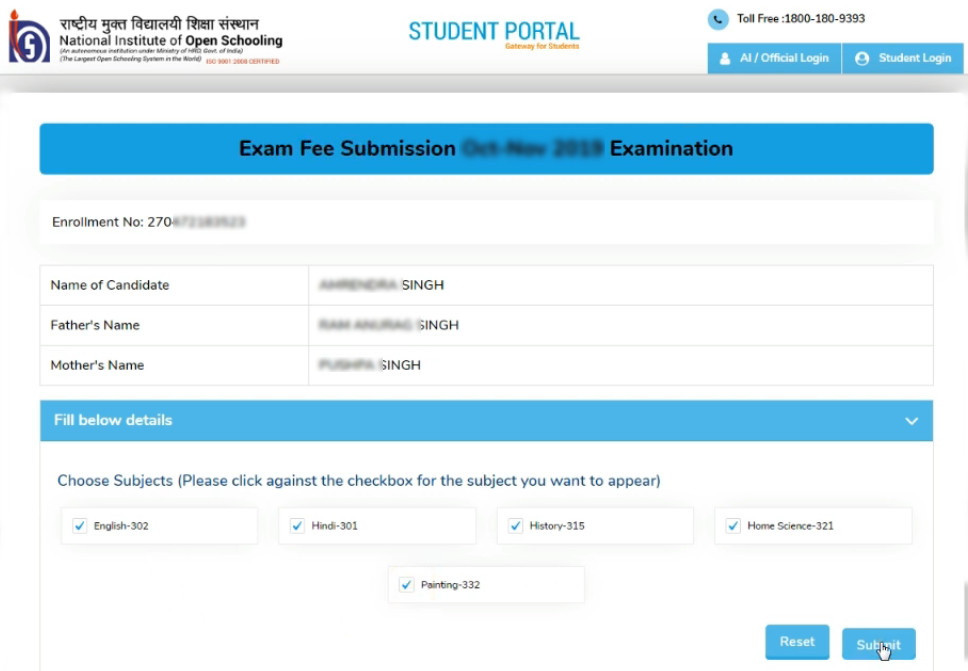NIOS-exam-fees-step-3
