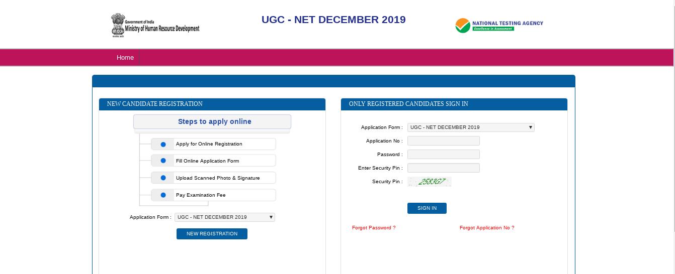 UGC_NET_Application-Window